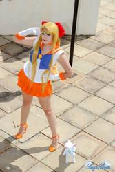 Sailor Venus Cosplay by Angel--Arwen