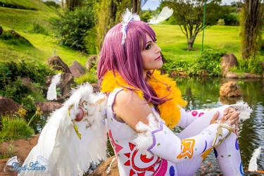 Sora Naegino cosplay by Angel--Arwen