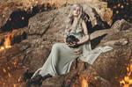 Daenerys Targarien Bride Cosplay by Angel--Arwen