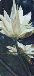 Silk Painting Video Course by iloompraj
