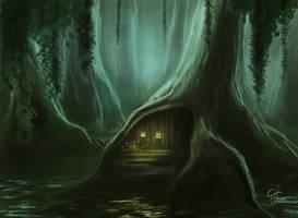 Swamp House speedie by SkarValidus