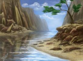Paradise Speedie 2 by SkarValidus