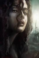 It All Ends - Bellatrix by SkarValidus