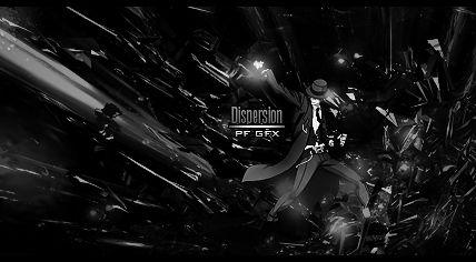 Dispersion - Black and White Version