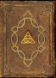 Book of Shadows - Cover 02 by DeviantNep