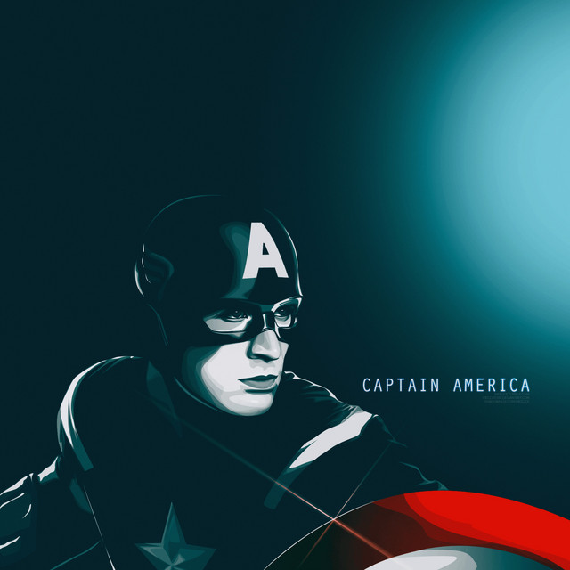 Captain America by iPeccatore