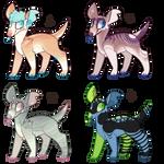 Design Batch | Doggo Adopts #1 | Open 2/4