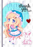 Thank you [ November 2015 card] by NaiLyn