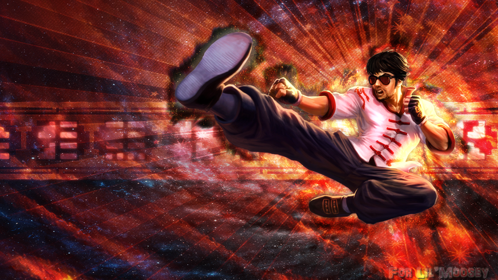 lee sin wallpaper - photo #5