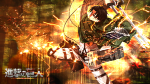 Attack On Titans Season 2 Anime Hd Wallpaper By Abdu1995 On Deviantart