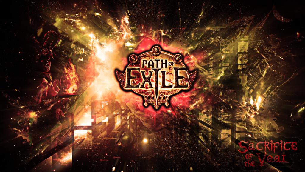 Path Of Exile Wallpaper: Path Of Exile Wallpaper By Skeptec On DeviantArt