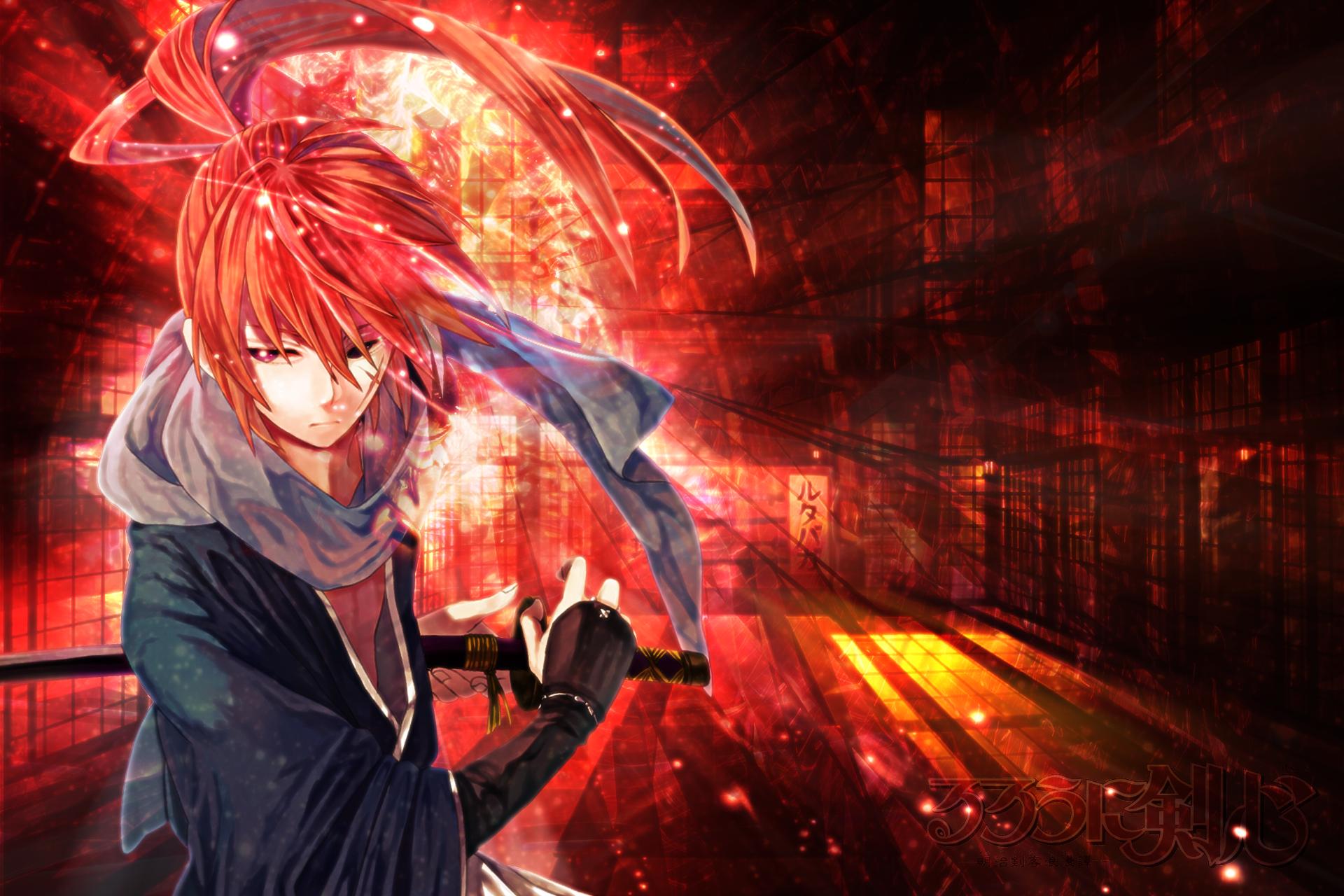 Rurouni Kenshin Wallpaper by skeptec on DeviantArt