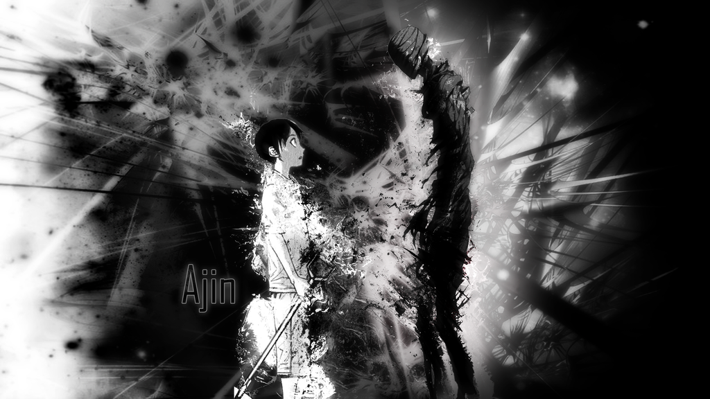 Anime Wallpapers Ajin HD 4K Download For Mobile iPhone & PC