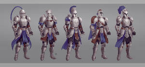 Knight Armor Concepts