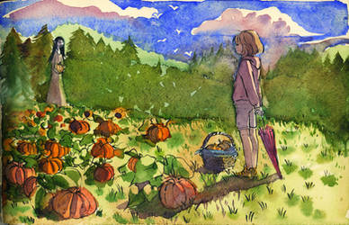 Who Is The Owner Of The Pumpkin Field? by I--Zoldalma--I