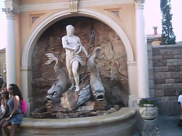 Neptune Statue by blunose2772 on DeviantArt