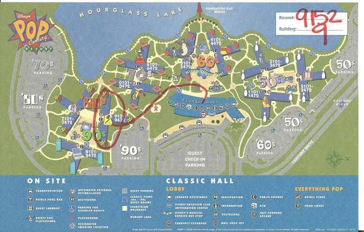 Pop Century Map by blunose2772 on DeviantArt