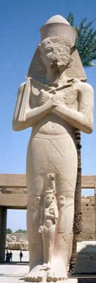 Egypt Statue 001
