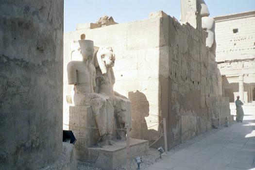 Egypt Statue 004