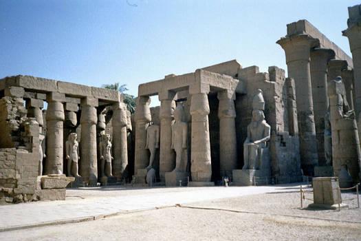 Egypt Statue 005