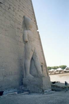 Egypt Statue 007