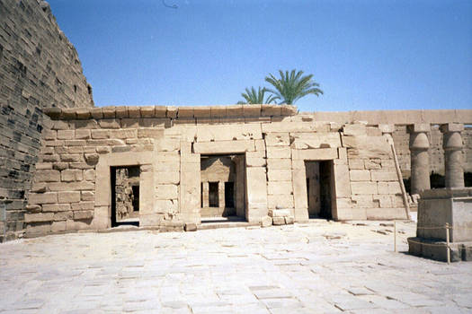 Egypt Statue 008