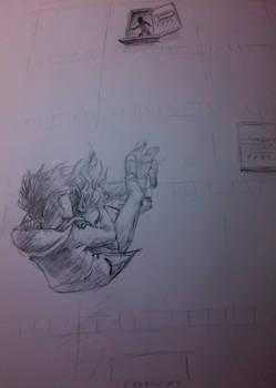 Warm Bodies - 2.3.13 sketch