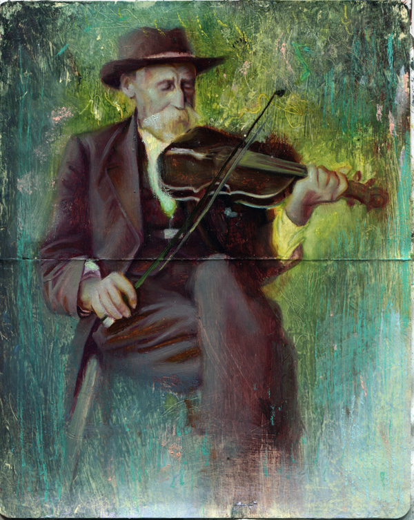 violin by rodluff