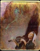 Violin II by rodluff