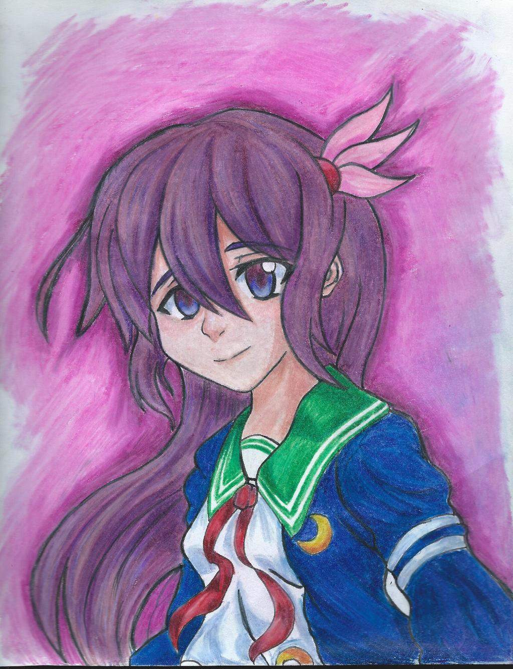 Kisaragi by KaroRushe