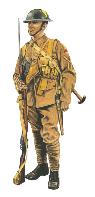 British soldier by JozsefSvab