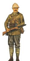 Italian soldier 1917 by JozsefSvab