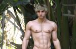 Dutch boy next door auditioning for Tarzan project