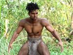 Dembe, Tarzan's best friend