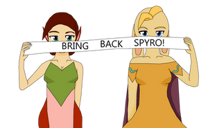 Request - Bring Back Spyro
