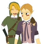 Link x Shad