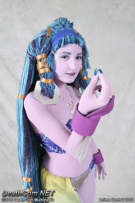 Diamond Dust - Shiva FFX by xRikku-chanx