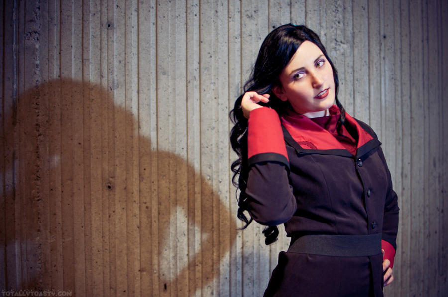 Asami Sato - Moving On by xRikku-chanx
