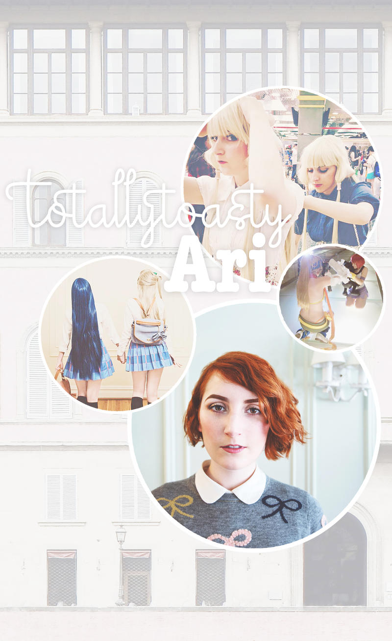 TotallyToastyAri's Profile Picture