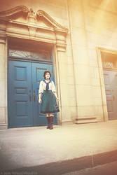Young Elizabeth - Bioshock Infinite
