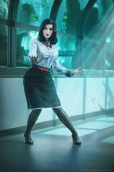 Elizabeth - Bioshock Infinite: Burial at Sea