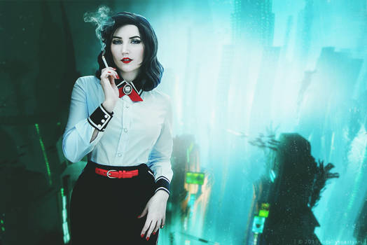 Elizabeth - Bioshock Infinite: Burial at Sea