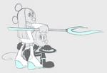 Tron Mice