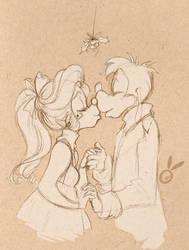 Mistletoe by cici-chi
