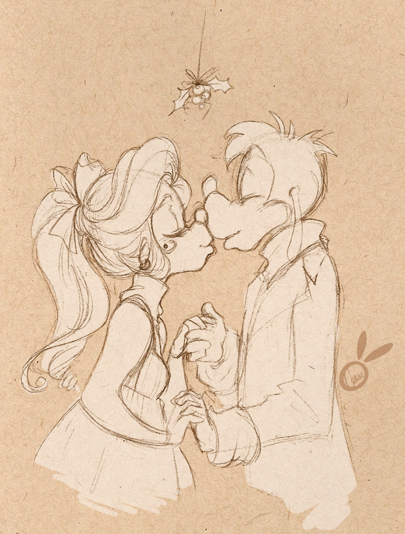 Mistletoe by cici-chi
