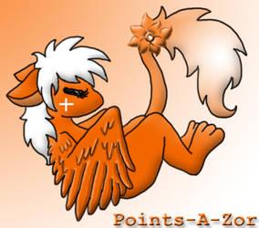 Points-A-Zor by 102vvv