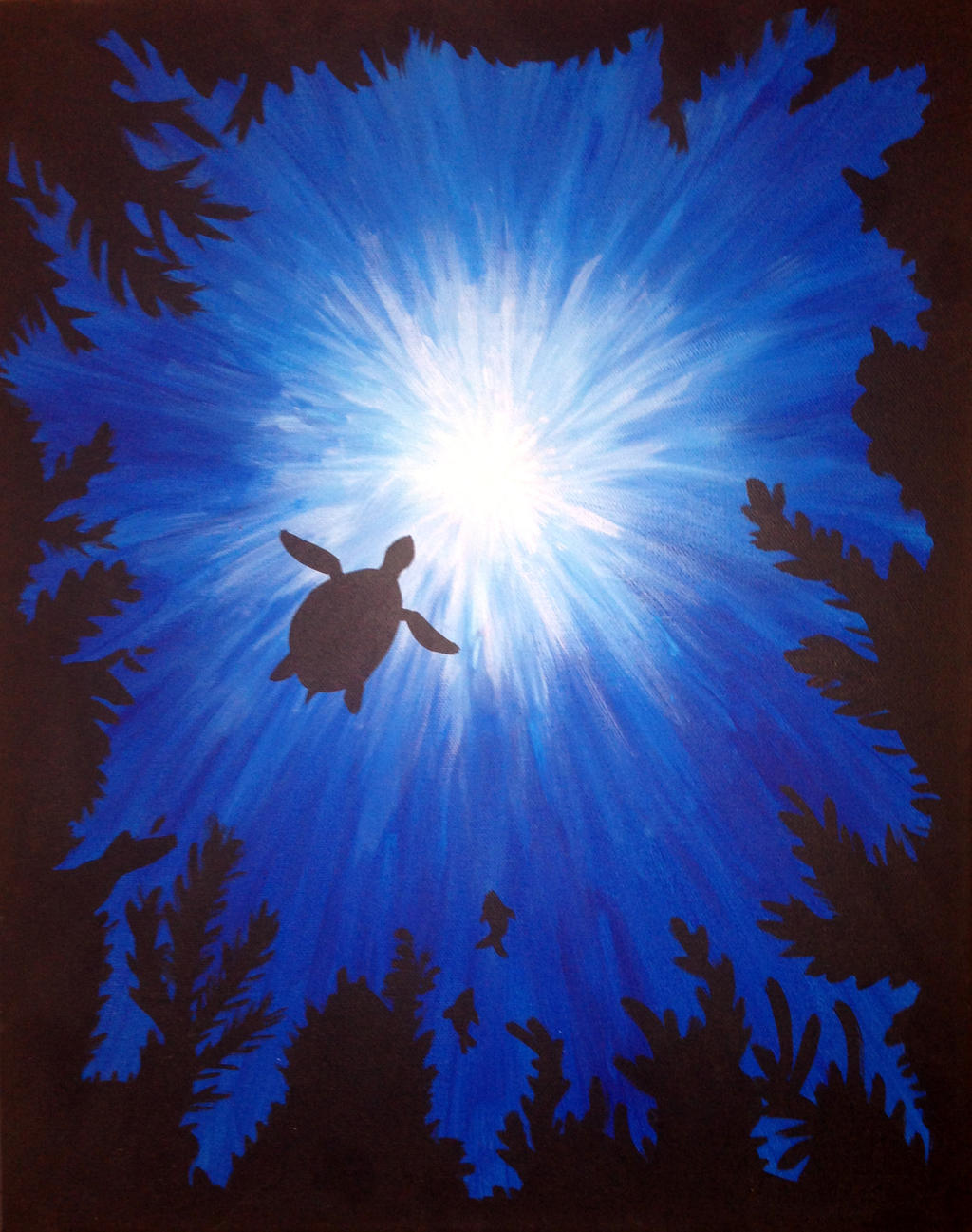 Deep Blue by 102vvv