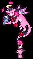 Fairy Cat Mother