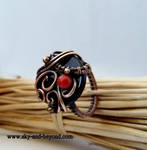 Wisdom and Passion Ring