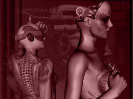 Cyberpunk Symphony by revfuggit